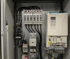 Variable-Frequency Drive VFD cabinets
